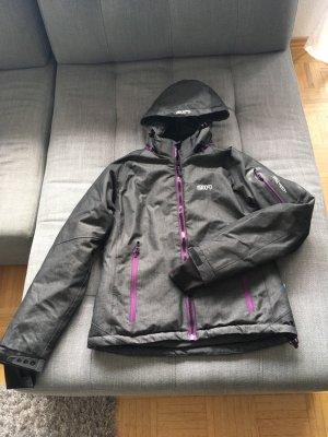 2117 of Sweden Sports Jacket black-brown violet