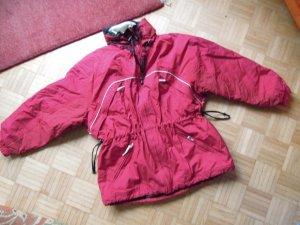 Skijacke, Anorak, Gr. 46, Rot