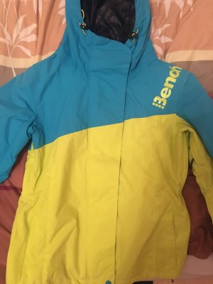 Bench Sports Jacket meadow green-neon blue
