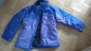 Skijacke blau/lila Patagonia Mädchen ca 140 (Girls S)