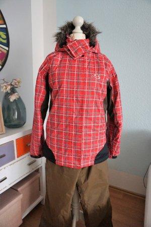 Veste d'extérieur brun-rose