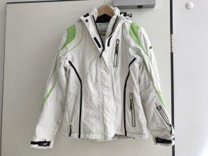 Etirel Sports Jacket white-green