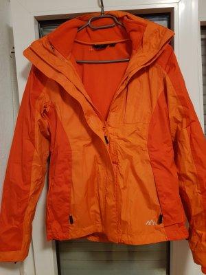 Crivit Winter Jacket orange