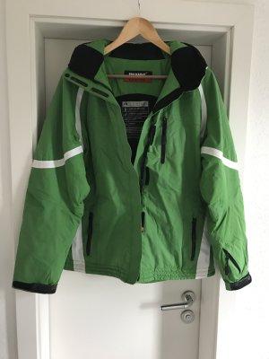 Skijacke grün -Maier Sports - Größe 40