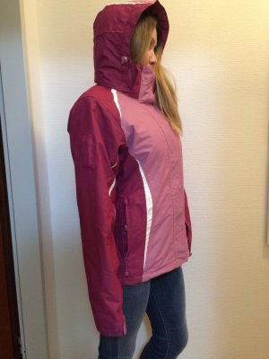 Skijacke in Rosa/pink