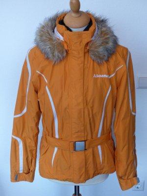 Skijacke Schöffel Gr. M orange