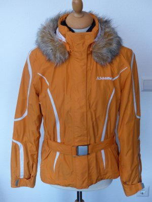 Skijacke Schöffel Gr. M orange