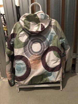 Roxy Sports Jacket white-green