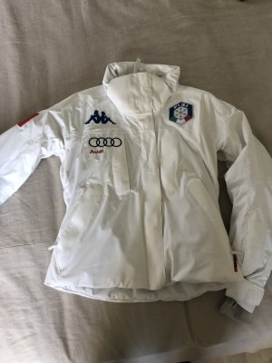 Kappa Outdoor Jacket white