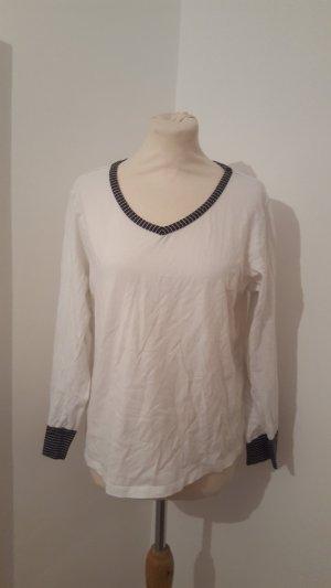 Skin to Skin Schlafshirt Damenshirt Nachtwäsche Größe 40/42 weiß