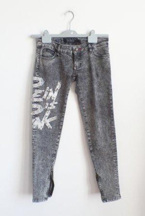 Skinny Bitch Rocky Jeans mit Swarovski Kristallen