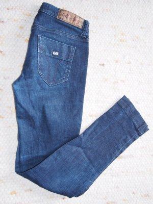 Skinny Blue Jeans von Miss 60