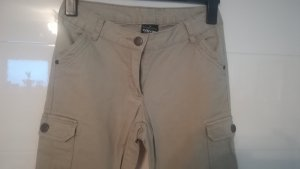 Colours of the World Cargo Pants oatmeal cotton