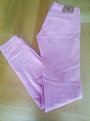 skinny Cimarron Jeans in rosa