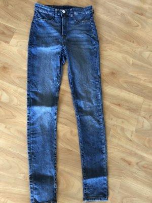 Skinny High Jeans von H&M