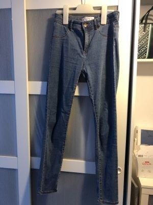 Skinny High Waist Jeans von Mango