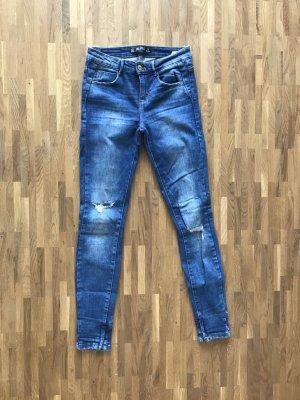 Skinny High Waist Jeans von Zara