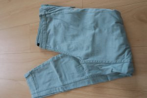 Skinny & High-waisted 7/8 Hose in mint