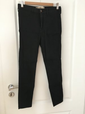 Hollister Stretch jeans zwart
