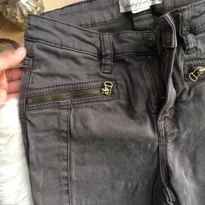 H&M L.O.G.G. Drainpipe Trousers multicolored
