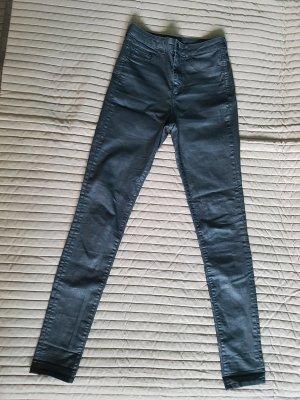 Skinny Hose schwarz Gr. 26/32 H&M
