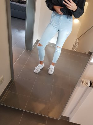 Topshop High Waist Jeans multicolored