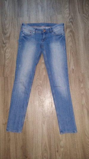 Skinny Jeans 28/30 H&M Low Waist