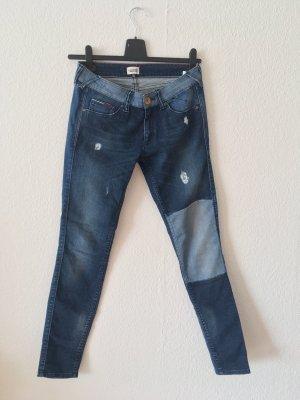 Tommy Hilfiger Jeans cigarette multicolore