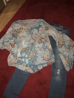Skinny Jeans 32 Tunika L