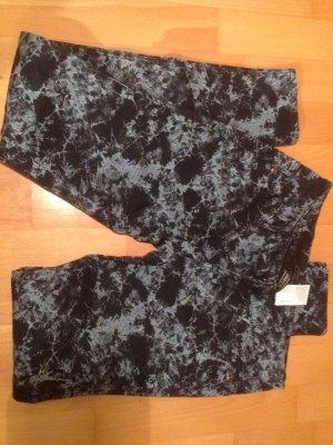 b.p.c. Bonprix Collection Jeans skinny blu scuro-azzurro