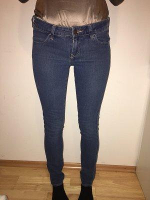 H&M Low Rise Jeans blue