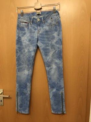 Tommy Hilfiger Skinny jeans azuur