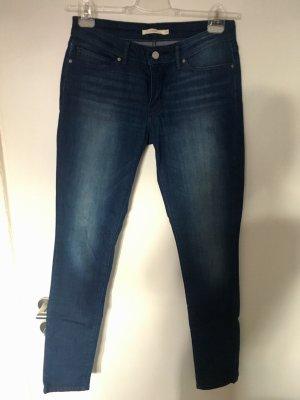 Skinny Jeans 711 von Levis Gr. 29/34