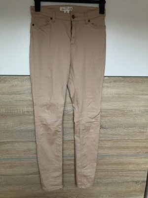 H&M Skinny Jeans black-rose-gold-coloured