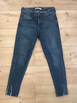 Zara Jeans skinny multicolore