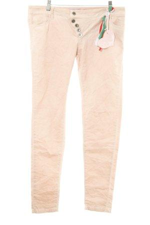 Skinny Jeans altrosa Casual-Look