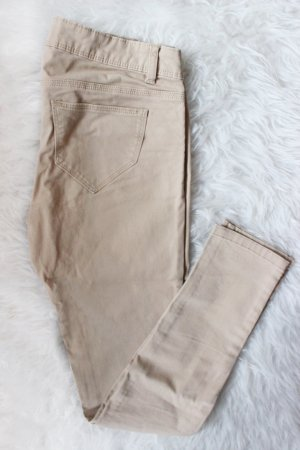 Skinny Jeans beige Tally Weijl 38 S