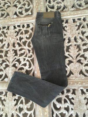 Benetton Skinny Jeans multicolored cotton