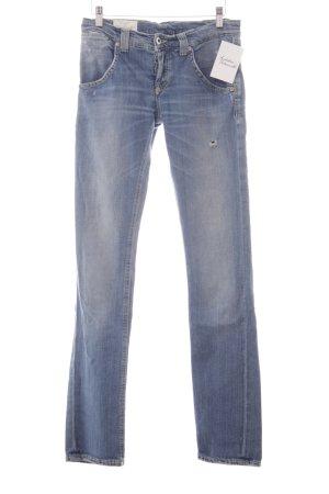 Skinny Jeans blassblau Casual-Look