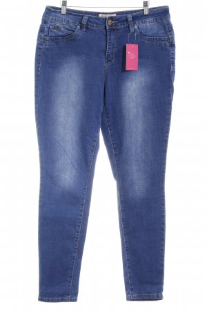 Skinny Jeans blau Casual-Look