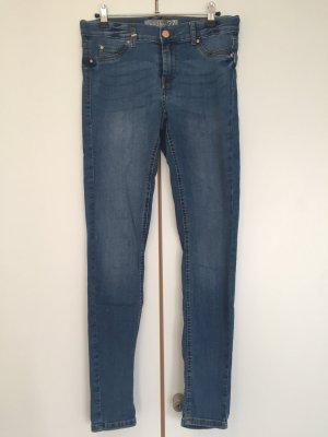 Amisu Skinny jeans veelkleurig