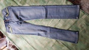 Skinny Jeans Blau Neu