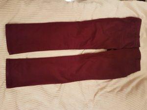 Skinny Jeans # bordeauxfärbig# super Schnitt