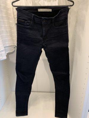 Calvin Klein Skinny jeans donkerblauw