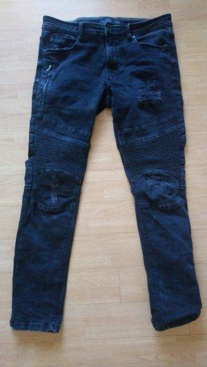 Skinny Jeans Clockhouse Schwarz ,wie neu !