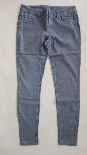 Skinny Jeans dunkelgrau von Esprit