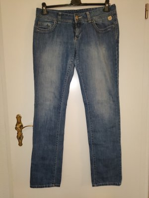 de.corp by Esprit Slim Jeans blue