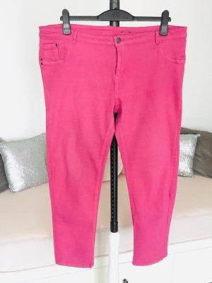 Skinny Jeans Gr. 50/52 - pink