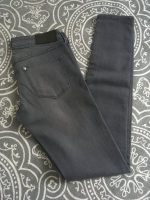 Skinny Jeans grau H&M