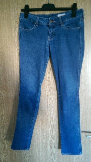 skinny Jeans H&M blau